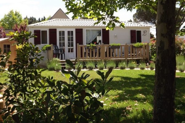 Location mobil-home en Dordogne